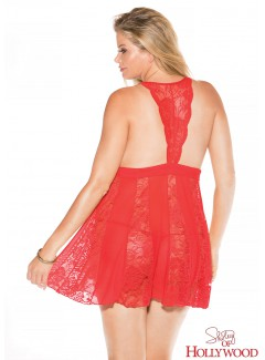 SHX31193 - Baby doll (RED)