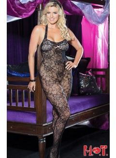 SHX90365 - Lace Bodystocking