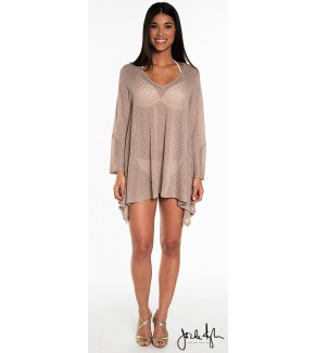 DT-17007 - TUNIC (TAUPE)