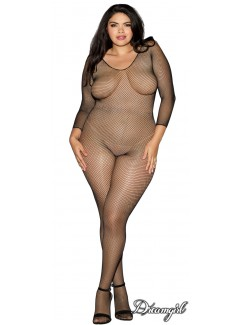 DG0015X - Bodystocking (BLACK)