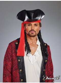 "DG10800 - ""Pirate Hat"" (Men's)"