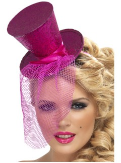 SM21194 - Mini Top Hat (PINK)