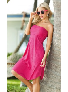 AM4769 - Convertible Dress/Skirt (PINK)