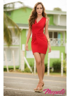 AM4807 - Dress (RED)