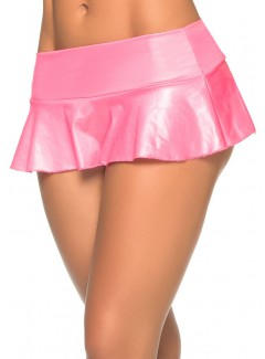 EP5032 - Rufle Skirt (WET PINK)