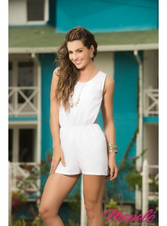 AM5729 - Romper (WHITE)