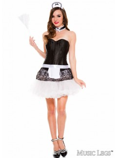 ML70572 - LACY FRENCH MAID ACCESSORY KIT
