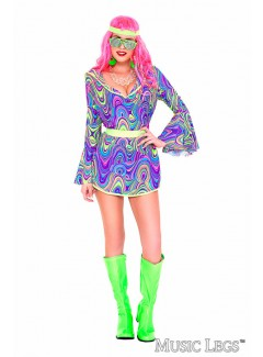 ML70681 - SHAKE YOUR GROOVE HIPPIE