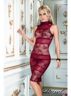 EP7081 - Babydoll With Matching G-String