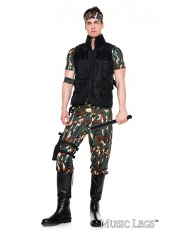 ML76649 - ARMY SOLDIER