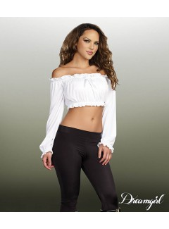 DG8358 - Pretty 'n Peasant (WHITE)