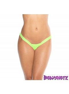 BS101 - THONG (NEON GREEN)