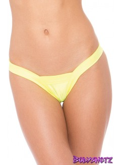 BS101 - THONG (NEON YELLOW)