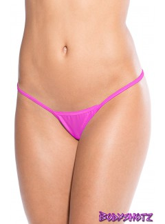 BS112 - THONG (NEON PINK)