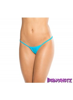 BS112 - THONG (TURQUOISE)