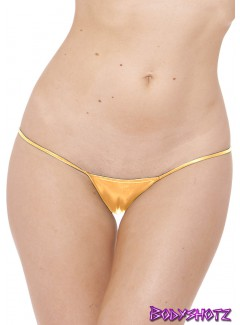 BS112F - THONG (GOLD)