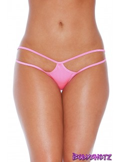 BS114 - PANTY (NEON PINK)