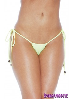 BS115 - THONG (NEON YELLOW)