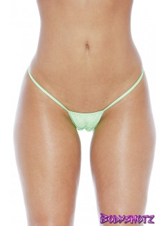 BS116 - THONG (NEON GREEN)
