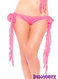 BS206 - PANTY (NEON PINK)