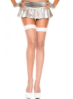 ML4937 - Thigh Hi (White)